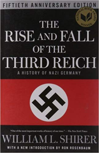The Rise and Fall of the Third Reich Audiobook Online