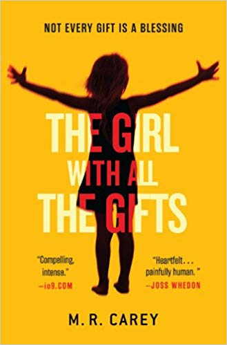 The Girl With All the Gifts Audiobook Online