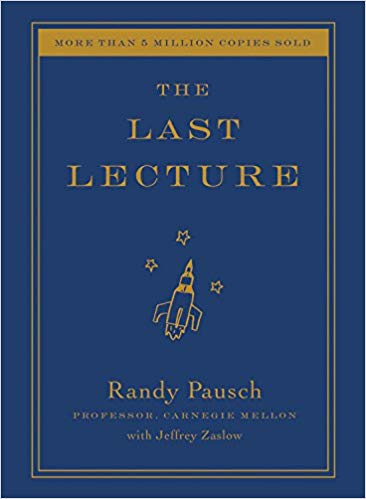The Last Lecture Audiobook Download