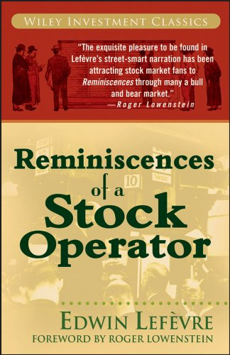 Reminiscences of a Stock Operator Audiobook Online