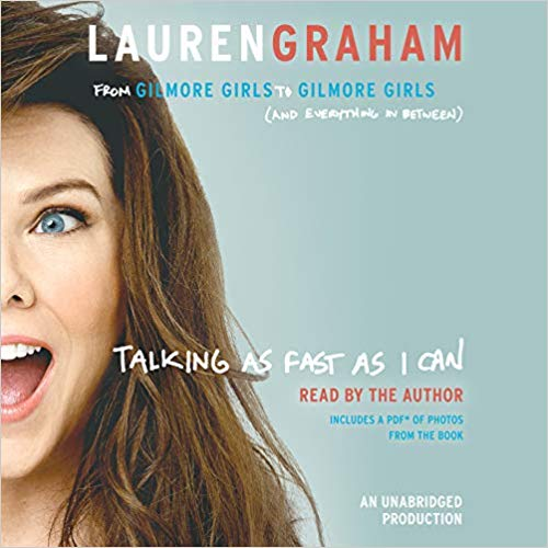 Talking as Fast as I Can Audiobook Online